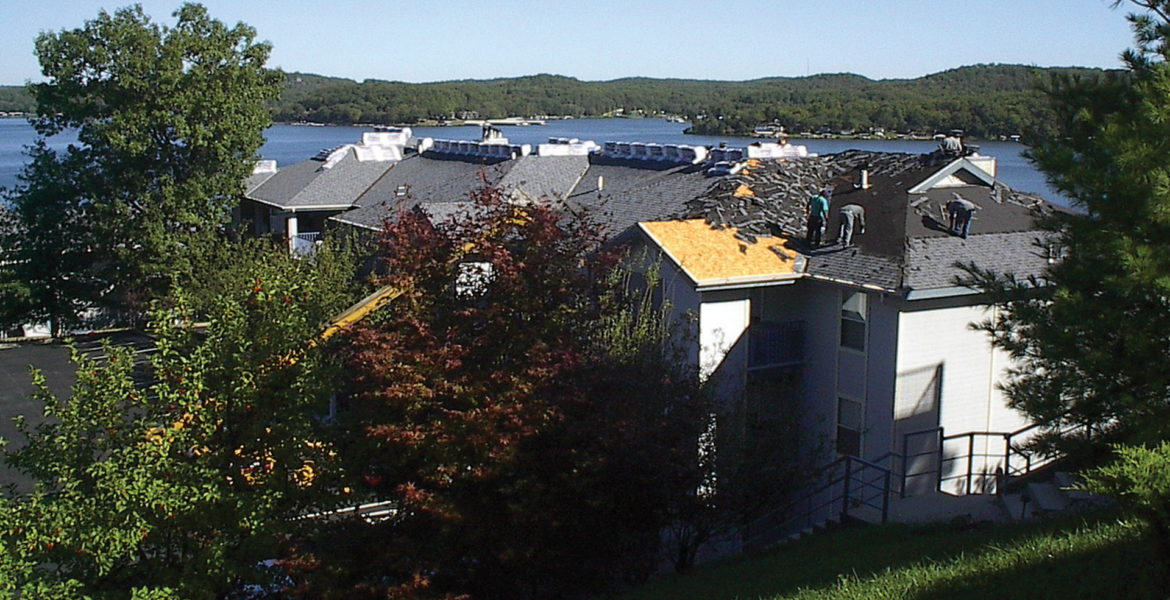 Condominiums at Lake of the Ozarks