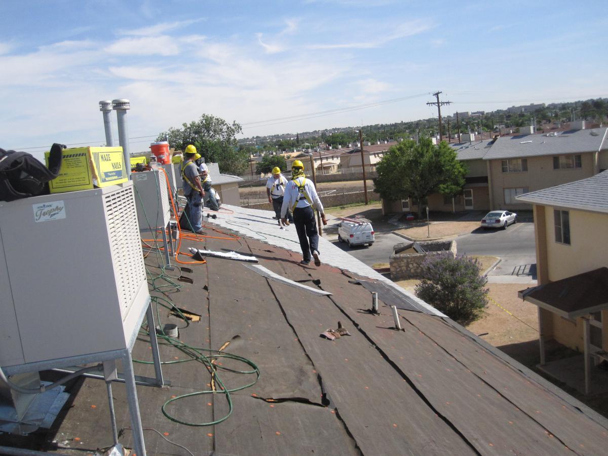 Portfolio Projects San Antonio Roof Repair San Antonio