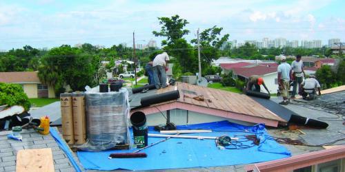 Skylake Roof Repair
