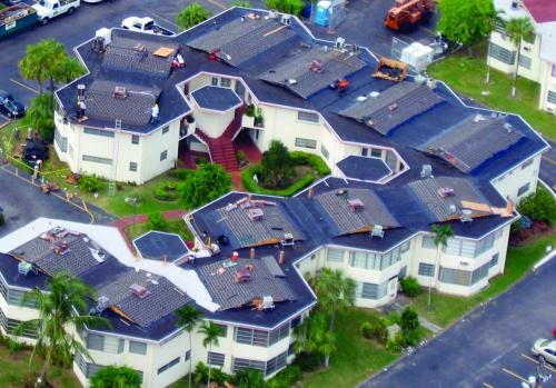 Skylake Repaired Roofs