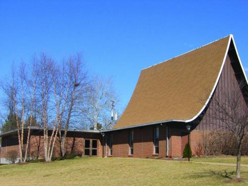 Trinity Church Roof Repair